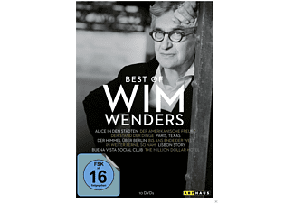Best of Wim Wenders - (DVD)