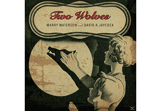 David A Jaycock, Marry Waterson - Two Wolves - (Vinyl)