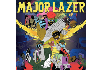 Major Lazer - Free The Universe [LP + Bonus-CD]