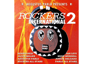 Augustus Pablo - Presents Rockers International Vol.2 - (Vinyl)