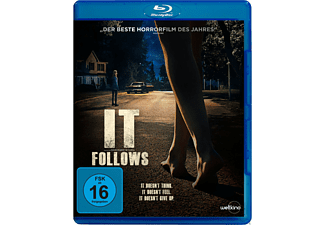 It Follows Horror Blu-ray