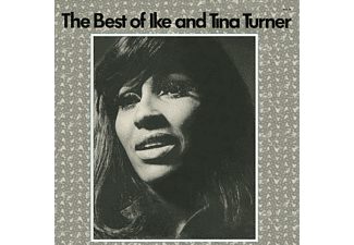 Ike Turner, Tina Turner - THE BEST OF - (Vinyl)