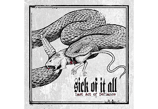 Sick of It All - Last Act of Defiance - Limited Edition (CD)
