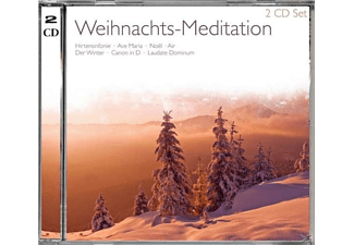 VARIOUS - Weihnachts-Meditation - (CD)