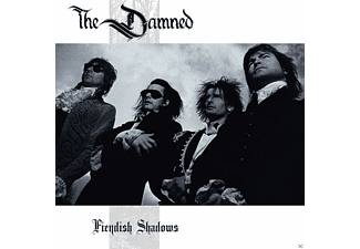 The Damned - Fiendish Shadows - (Vinyl)