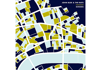 John & The Rats Blek - Borders - (CD)