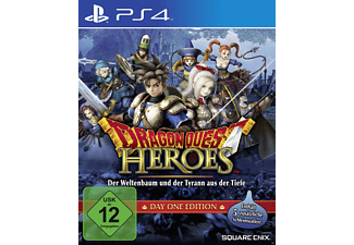 Dragon Quest Heroes (Day One Edition) - PlayStation 4