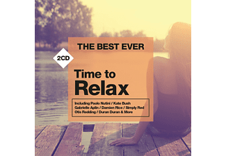 Various - The Best Ever Time To Relax - (CD)