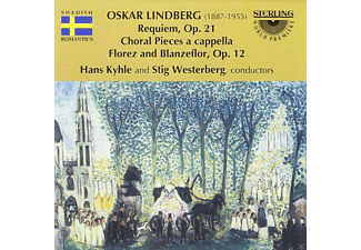 VARIOUS - Lindberg:Requiem/Choräle - (CD)