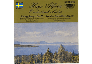 Helsingborg Symphony Orchestra, Norrkoping Symphony Orchestra - Alfven Orchestersuiten - (CD)