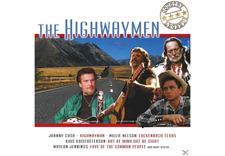 Kris Kristofferson - Country Legends-The Highwaymen - (CD)