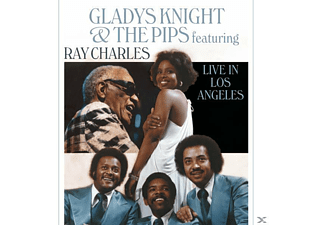 Gladys Knight & The Pips feat. Ray Charles - Live In Los Angeles - (CD)