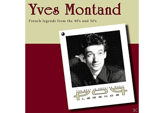 Yves Mont, Yves Montand - Pop Legends - (CD)