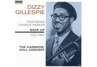 Dizzy Gillespie - The Carnegie Hall Concert - (CD)