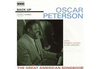 Oscar Peterson - THE GREAT AMERICAN SONGBOOK - (CD)