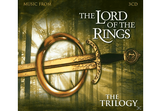 Hollywood Star Orchestra - Lord Of The Rings-The Trilogy - (CD)