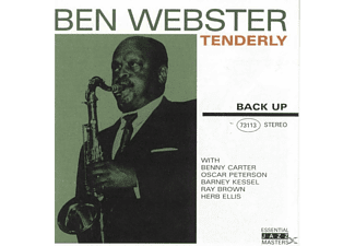 Ben Webster - Tenderly - (CD)