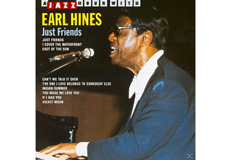Earl Fatha Hines - Just Friends - (CD)