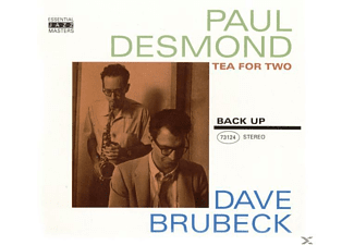Dave Brubeck - Tea for Two - (CD)