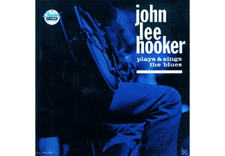 John Lee Hooker - Plays And Sings The Blues - (CD)