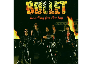 Bullet - Heading For The Top - (CD)