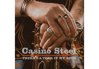 Casino Steel - There's A Tear In My Beer - (CD)