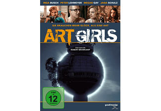 Art Girls [DVD]