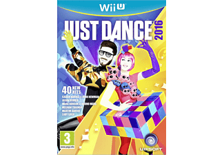Just Dance 2016 NL/FR WII U