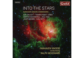 Fairhaven Singers/Woodward/Will Todd Trio/Allegro - Into the Stars - (CD)