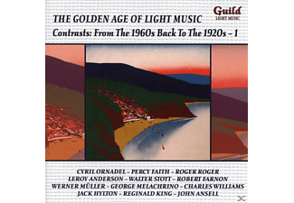 Campoli, Williams, Melachrino, Cantell+ - From the 1960s back to the 1920s - (CD)