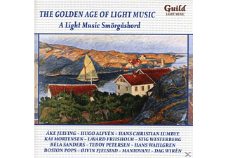Jelving/Sanders/Petersen/Fiedler/Westerberg/+ - A Light Music Smörgasbord - (CD)