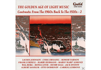 VARIOUS - Contrasts: From the 1960s back to the 1920s - (CD)