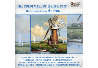 VARIOUS - More Gems from the 1930s - (CD)