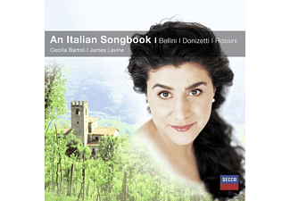 Cecilia Bartoli, James Levine - An Italian Songbook (Classical Choice) [CD]
