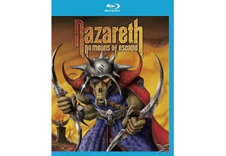 Nazareth - NO MEANS OF ESCAPE: Nazareth - Live at Metropolis - (Blu-ray)