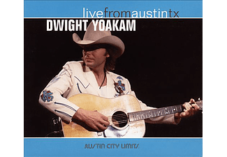 Dwight Yoakam - Live from Austin TX (CD)