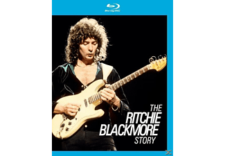 The Ritchie Blackmore Story - (Blu-ray)