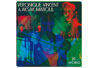 Véronique Vincent, Aksak Maboul - Re-Works - (Vinyl)