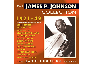 James P. Johnson - The James P.Johnson Col.1921-49 - (CD)