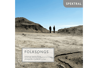 Stefan Görgner, Joaquin Clerch - Folksongs [CD]