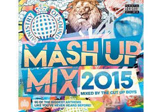 VARIOUS - Mash Up Mix - (CD)