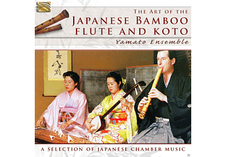 Yamato Ensemble - The Art Of The Japanese Bamboo Flute And Koto [CD]