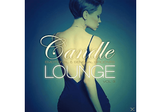 VARIOUS - Candle Lounge 3 - (CD)