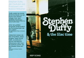 Stephen Duffy - Keep Going - (CD)