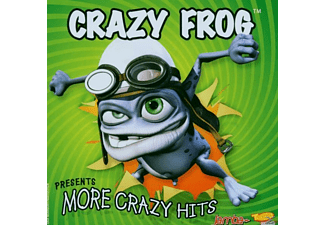 Crazy Frog - More Crazy Hits - (CD)