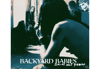 Backyard Babies - Diesel & Power - (CD)