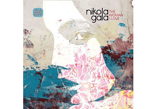 Nikola Gala - The Woman I Love - (CD)