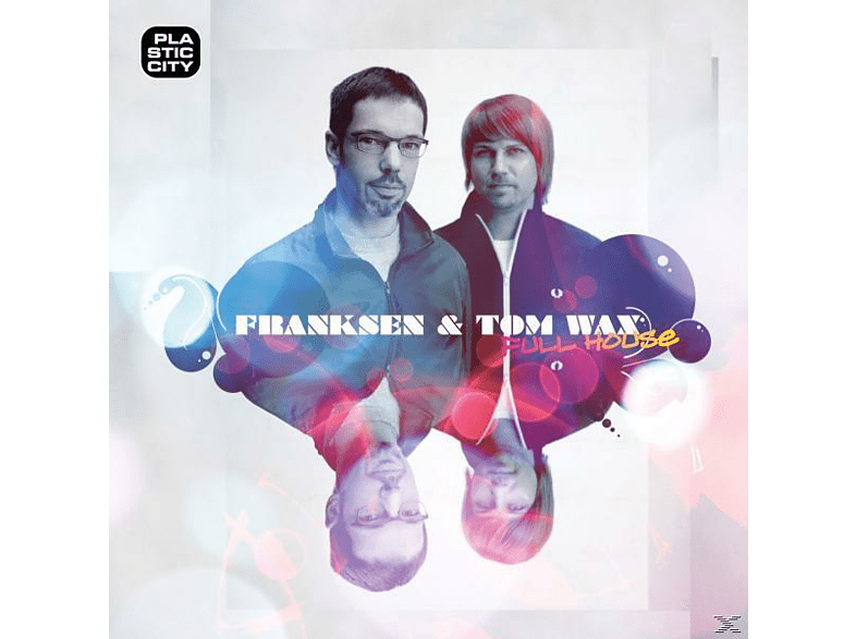 Tom Franksen&wax - Full House [CD]