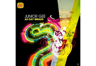 Junior Gee - As Day Breaks - (CD)