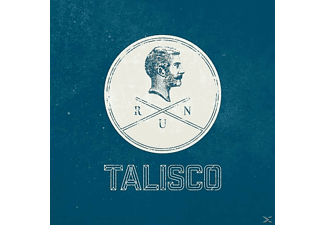 Talisco - Run - (CD)